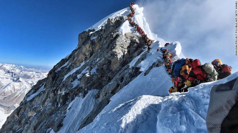 hegymászó trauma