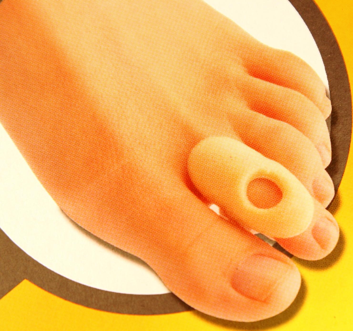ízületi fájdalom a láb lábujjain