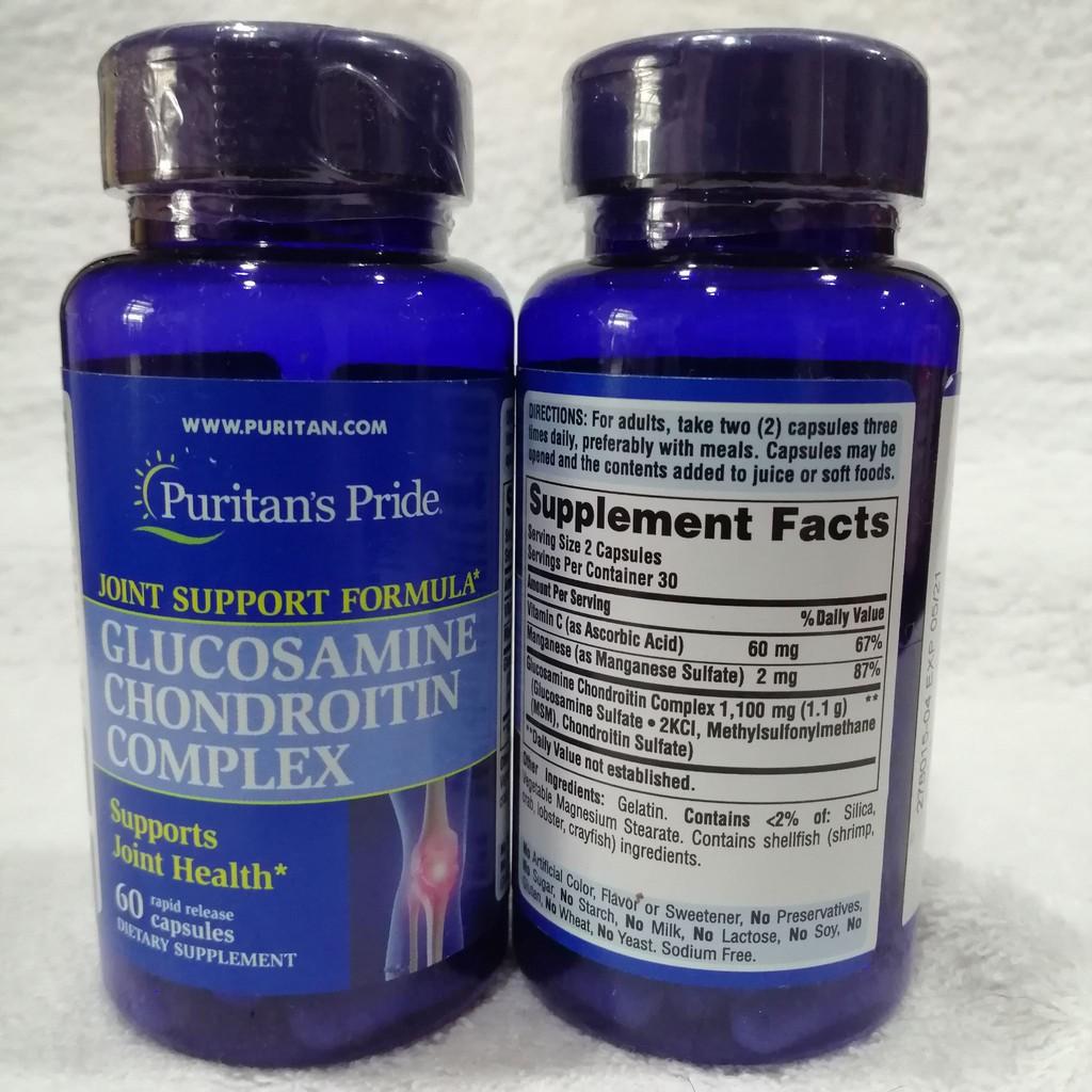 kgx komplex glükozamin-kondroitin