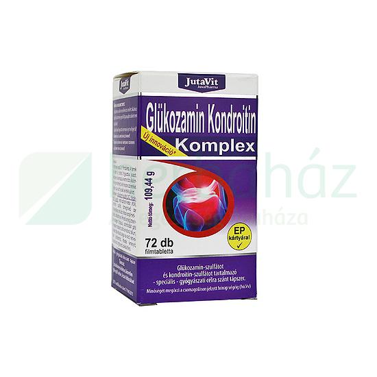 Glükozamin 60 db tabletta, Glükozamint, kondroitint és MSM-et tartalmazó készítmény - HerbaDoctor