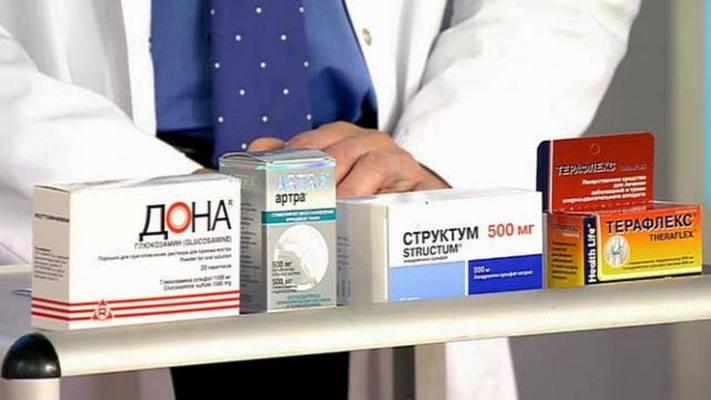 artrózisos kezelés kondroprotektorokkal
