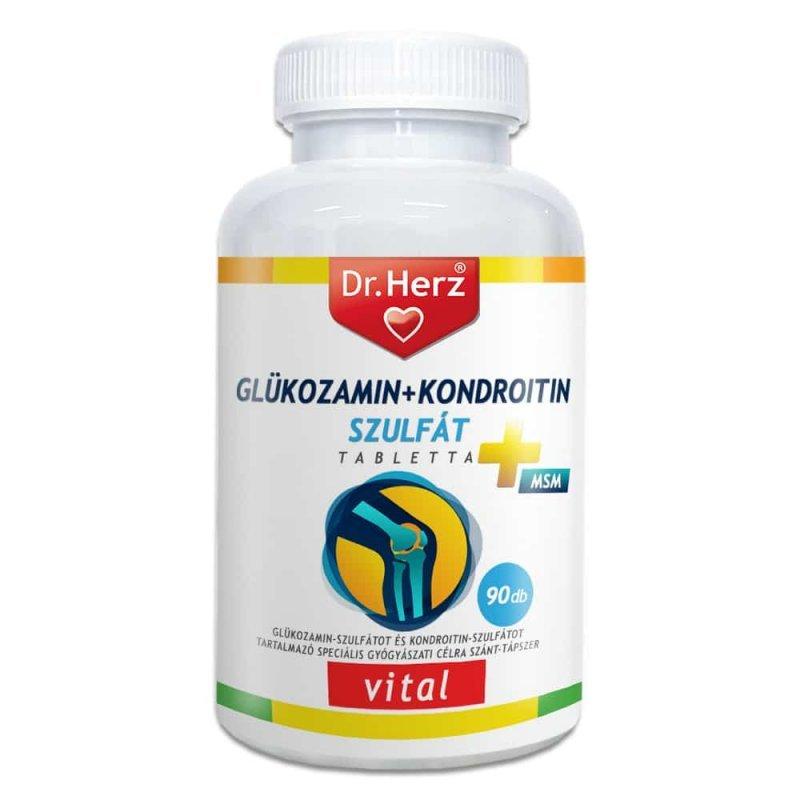 ízületi balzsam krém glükózamin-kondroitin