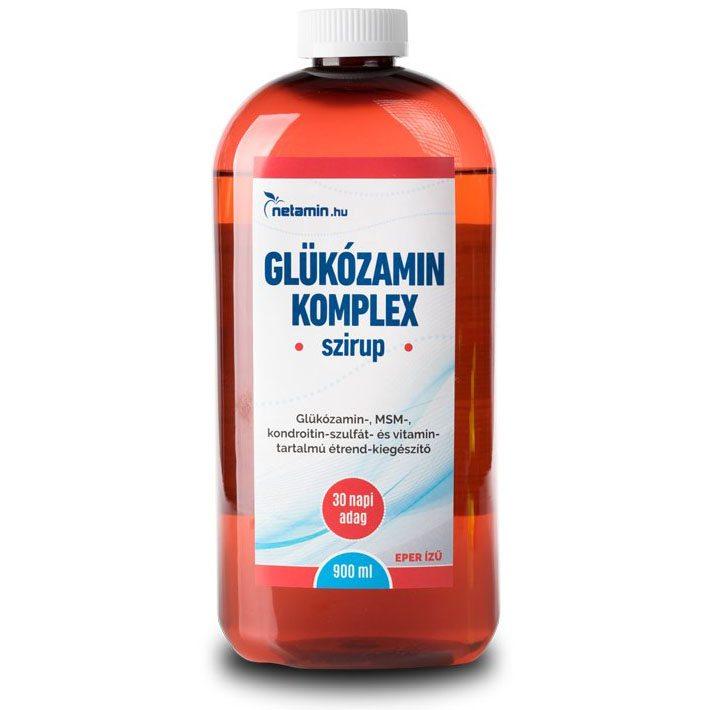 Jutavit Glükozamin+Kondroitin+MSM tabletta - db - BioNagyker webáruház