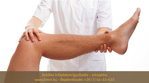 hirudoterápia térdízületi gyulladás kezelésére