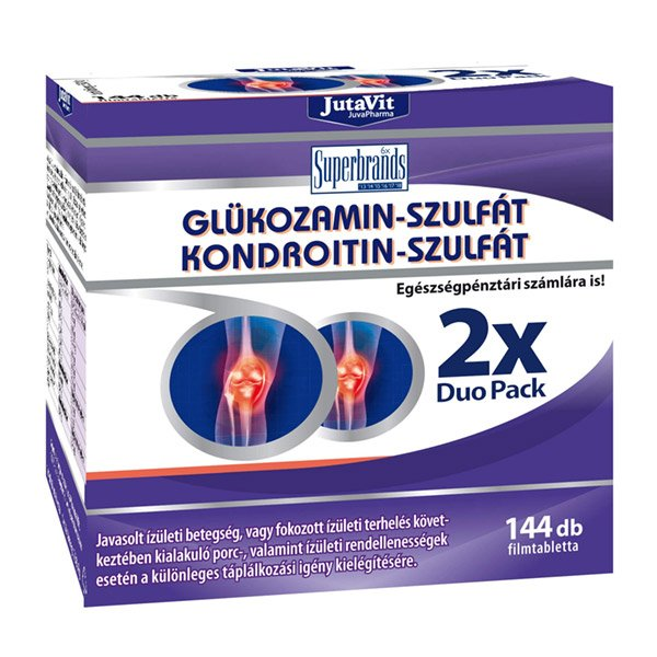 kondroitin és glükózamin tabletta ember számára