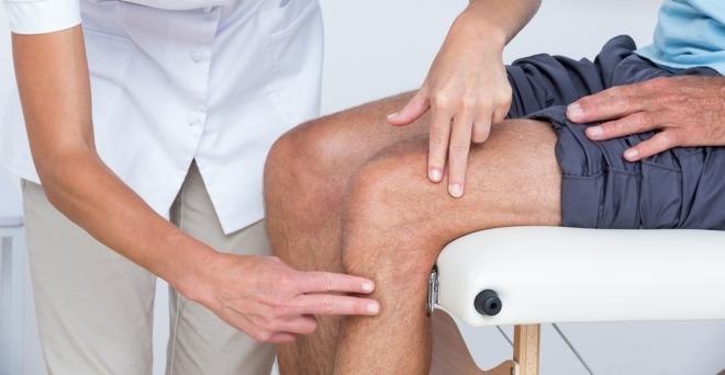 duzzadt térdízületi fájdalom