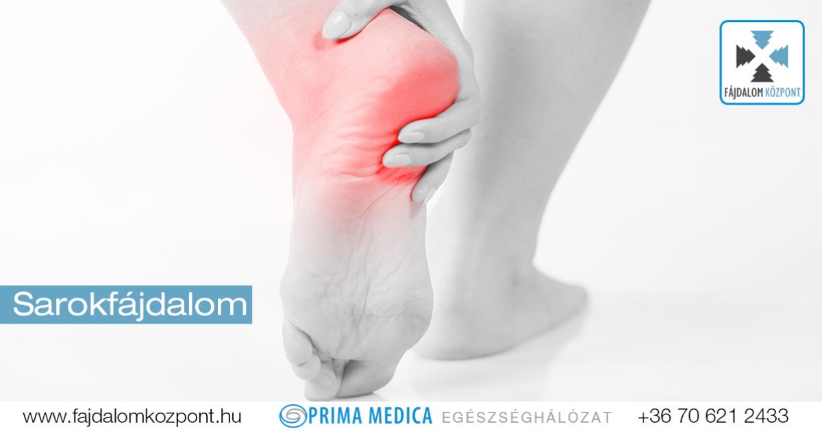 sarok ízületi tünetek a bokaízület fájdalma nem tűnik el