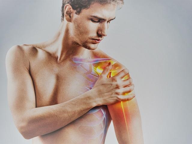 a vállízület fájdalmának orvosi torna