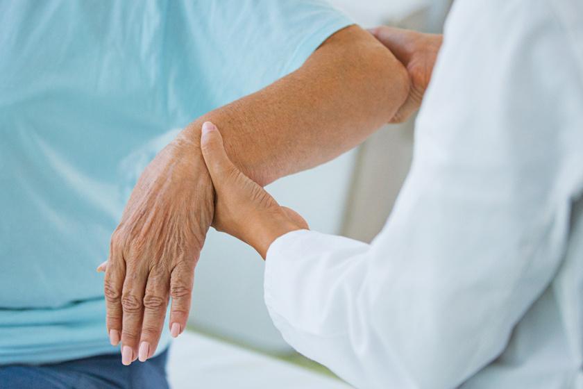 a kéz ízületi betegsége.
