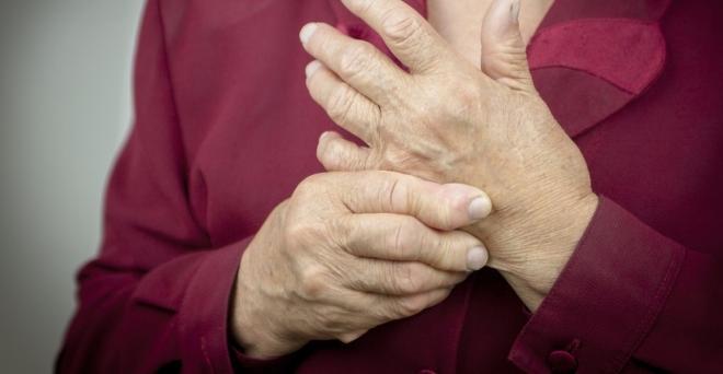 hogyan lehet gyógyítani az ujjain az ízületi gyulladást