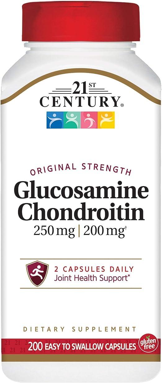 glucosamine 250 chondroitin 250