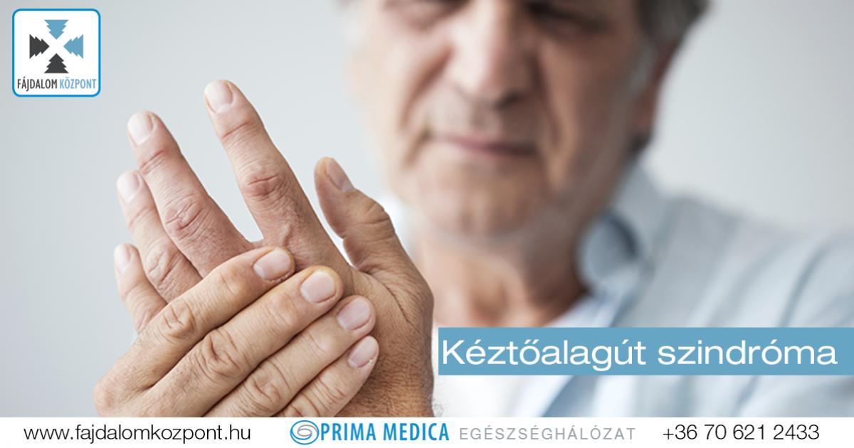 a jobb kéz mutatóujja ízületi fájdalma fáj