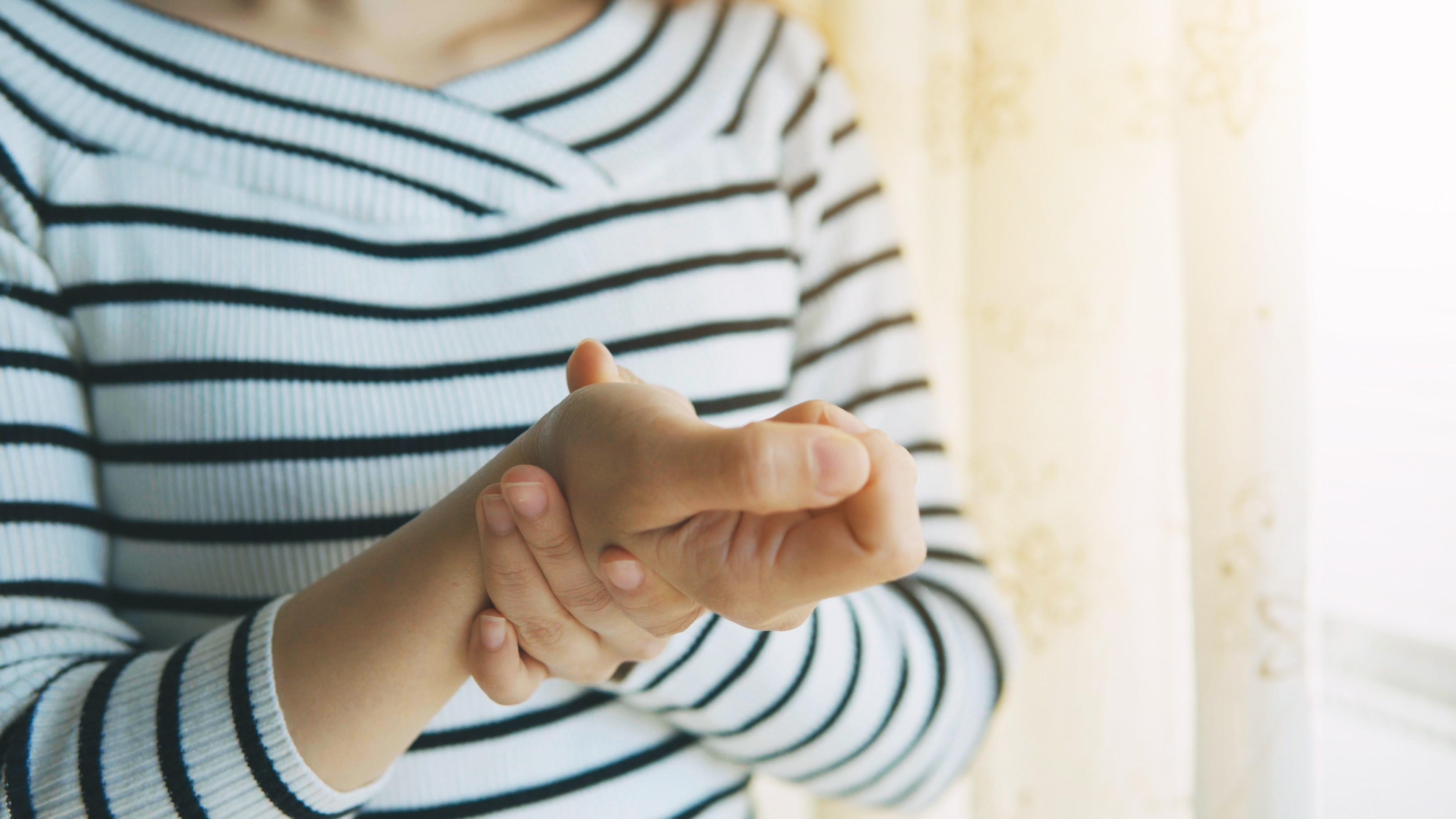 a könyökízületi zsák gyulladása scaphoid kezelés