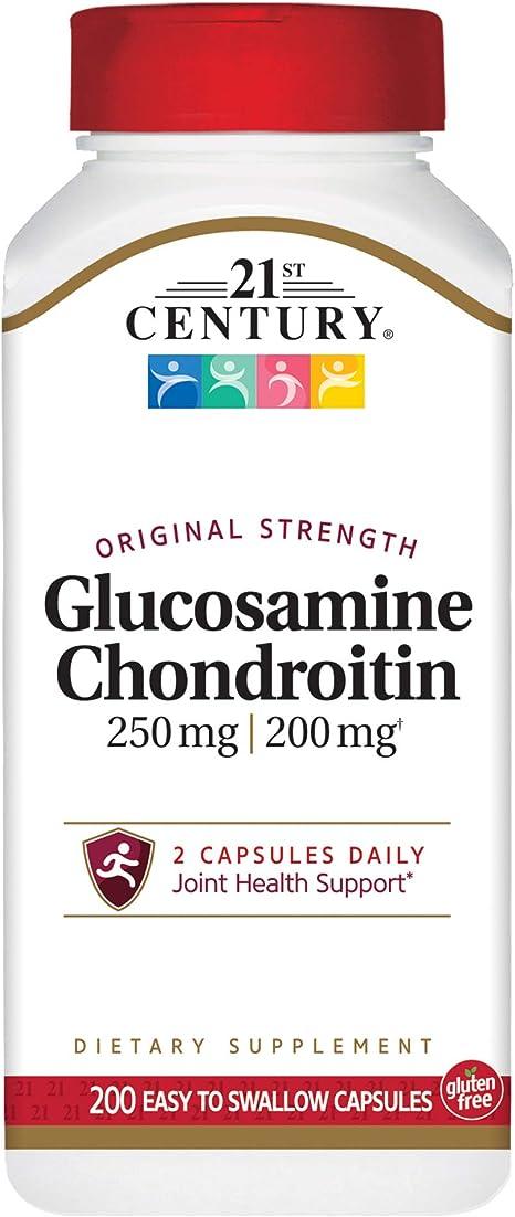 Glucosamine Chondroitin MSM (60) Vitaking