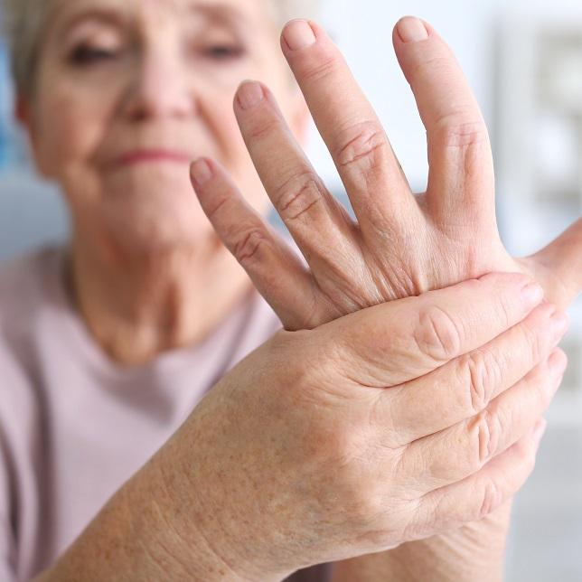 ujjak rheumatoid arthritis)