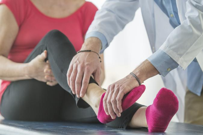 Miért fájhat a lábszárad, ha futsz?