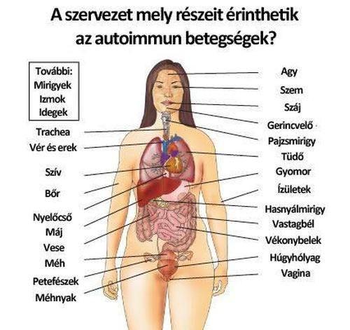 ízületi betegségek mirigyei