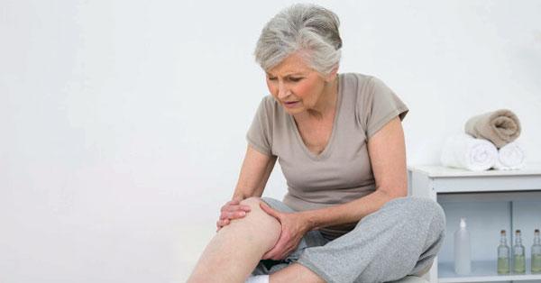 térdízületi fájdalom és borjú ízületi kezelés elton-ban