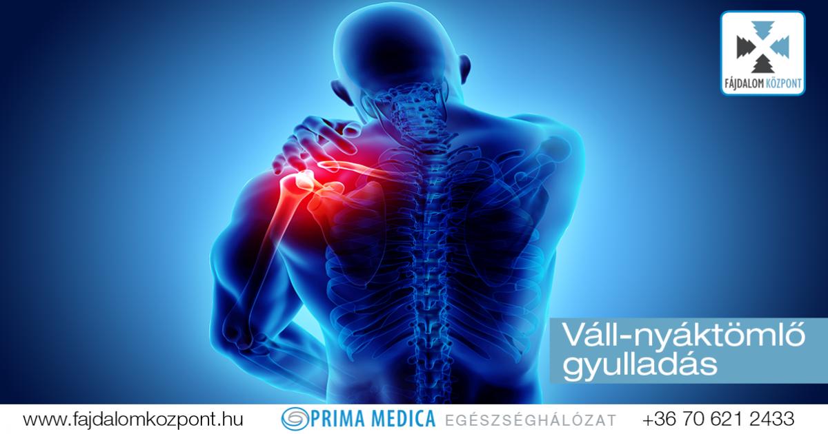 miért fáj a kar- és vállízületek a csontok és ízületek gennyes gyulladása