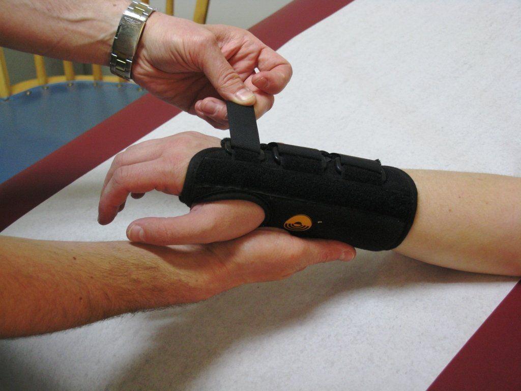 Kúp a kézkezelés ujjaira - Sérülések