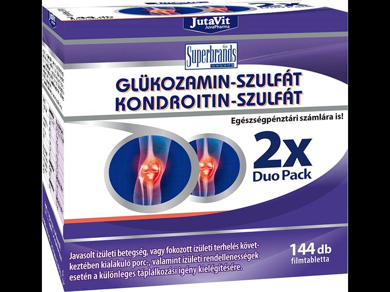 kondroitin és glükozamin csontritkulás