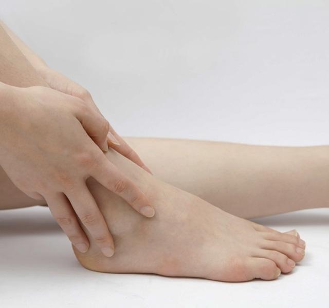 duzzadt bokaízület az egyik lábon közös helyreállítási rendszer