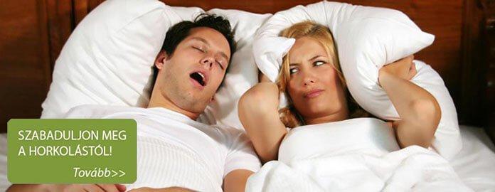 Horkolás gátló műtétek