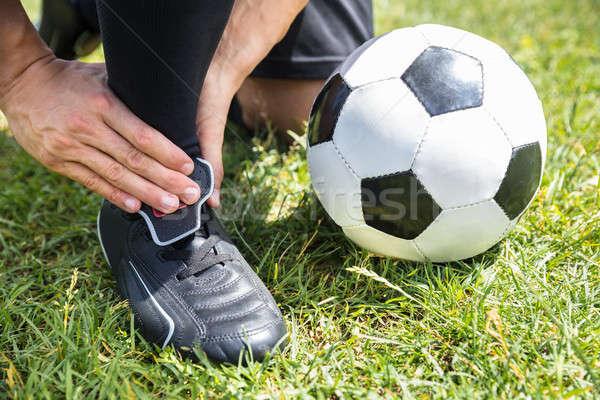 futballista boka sérülések
