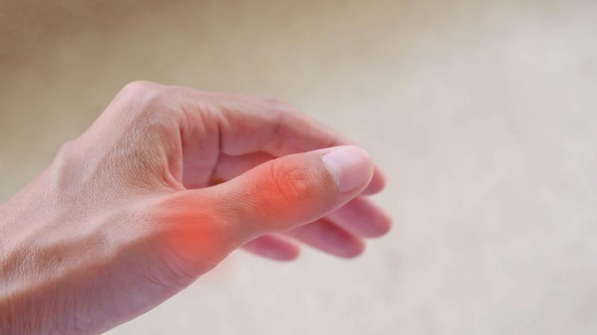 hüvelykujjízület sérülése
