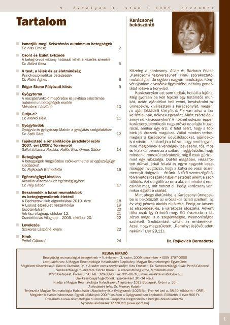 immunhiányos kötőszövetek szisztémás betegségei
