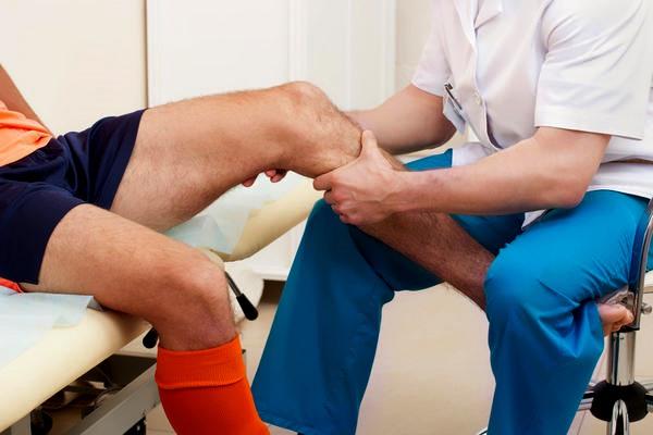 Lábgyulladás: az okok, az első tünetek és a betegség kezelése - Könyök