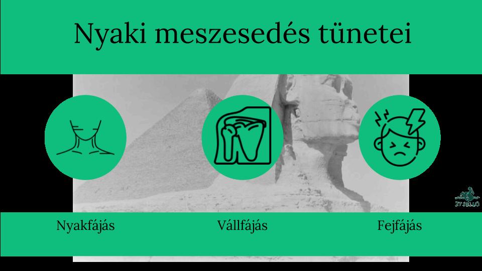 Nyaki gerincfájdalom és csillapítása - Fájdalomközpont
