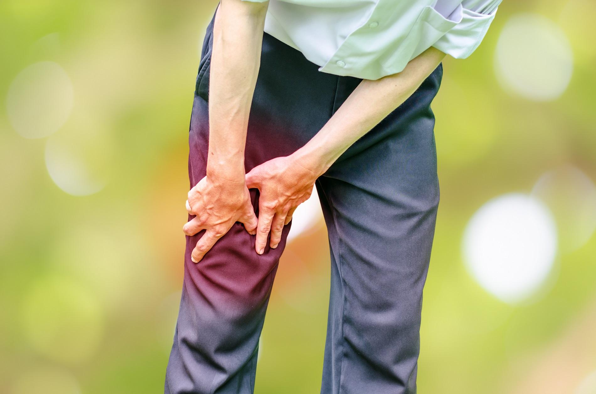 térdfájdalom kezelésére a csípőízület deformáló artrózisa