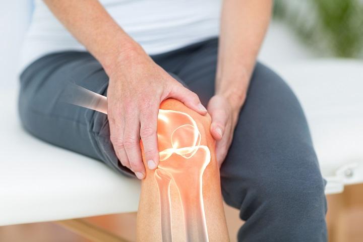 térdízület kezelésével térd ankylozáló artrózisa