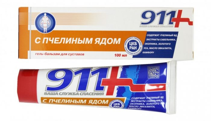 krém 911 ízületekhez ár