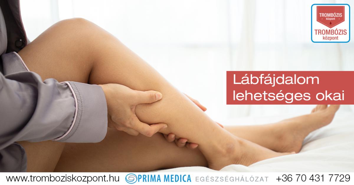 ízületi betegségekkel járó lábfájdalmak