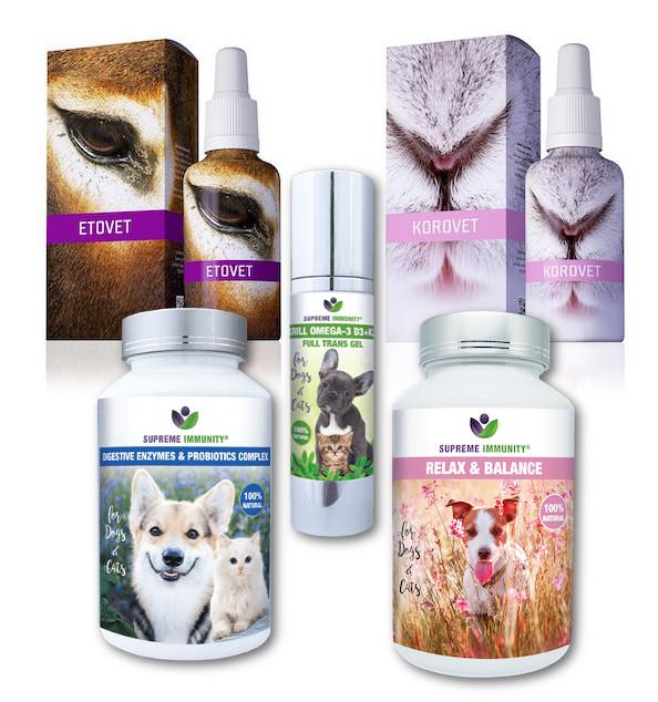 Ízületi és gerinc panaszok kezelési protokollja - Állatgyógyászati gyógyhatású készítmények