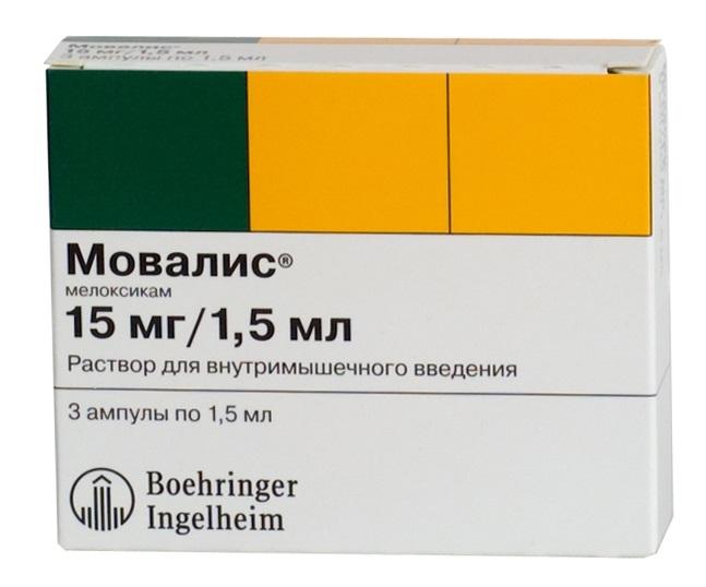 movalis ízületi gyógyszerek