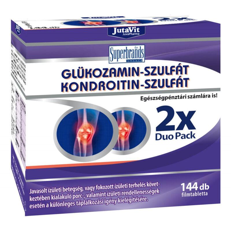 kondroitin glükózamin gél testbalzsammal