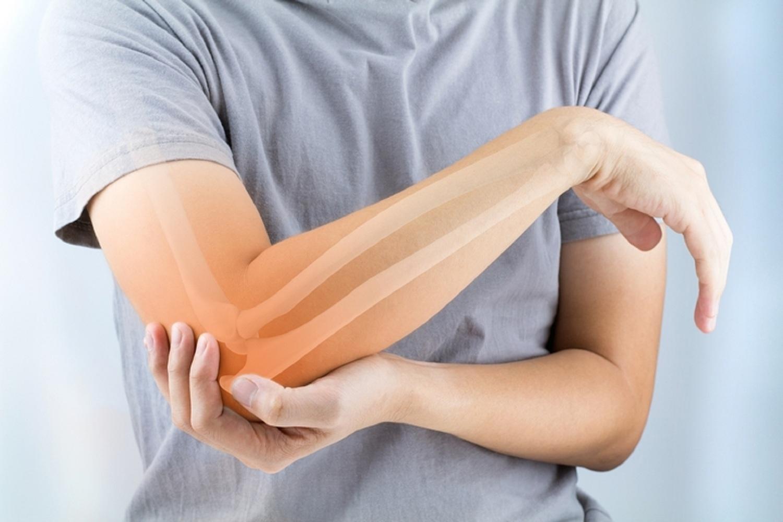 Ízületi gyulladás és a kézkezelés kezelése.
