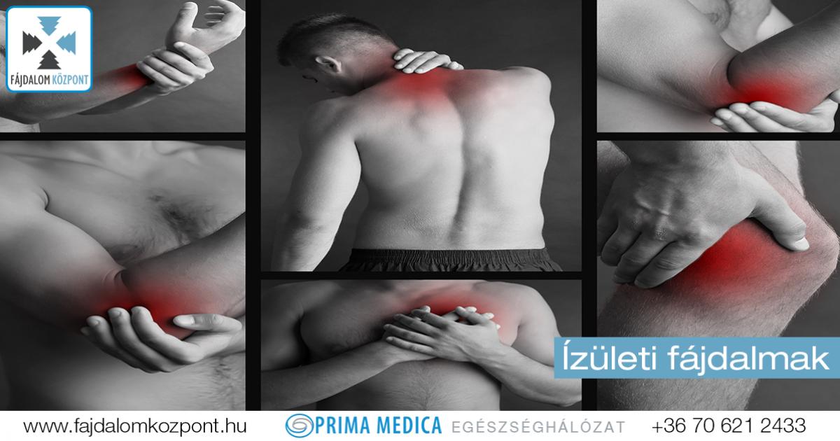 Ízületek és izmok fájdalmát okozó fertőzések. Az izomfájdalom lehetséges okai - HáziPatika