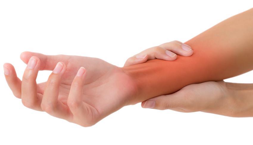 a befagyott kéz fáj az ízületekről