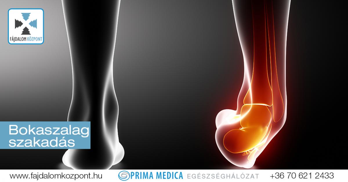 a duzzadt bokaízület nem fáj akut térdfájdalom a kiterjesztés során