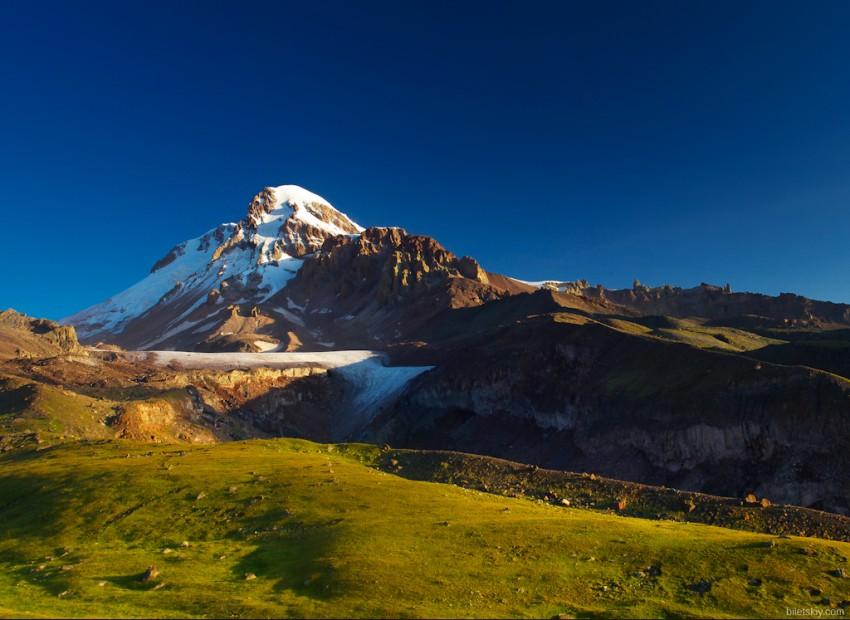 közös gél vulkán