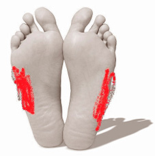 lábfájás ízület