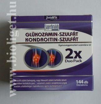 glükózamin kondroitin komplex 60 kapszula