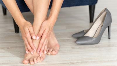 A lábak meghibásodhatnak prosztatagyulladás esetén