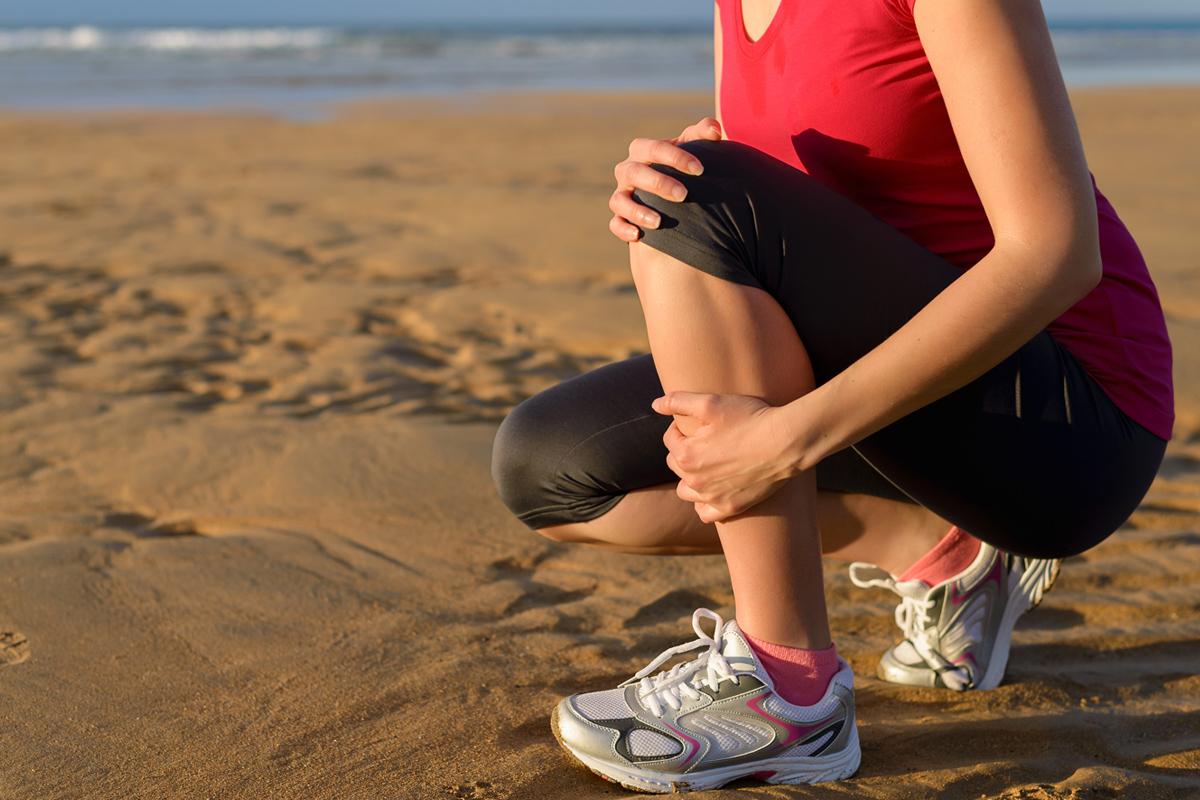 fájdalom a láb ízületeiben futás után