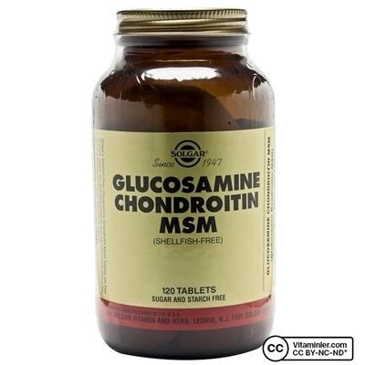 Maxler glükózamin-kondroitin, MSM - kalória táblákTovább