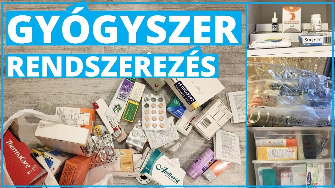 Komoly betegség esetén ezt szedi a magyar - HáziPatika